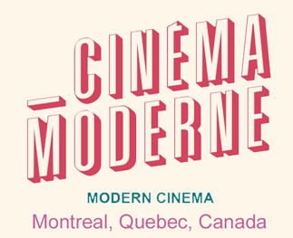 Cinema Moderne Montreal Canada