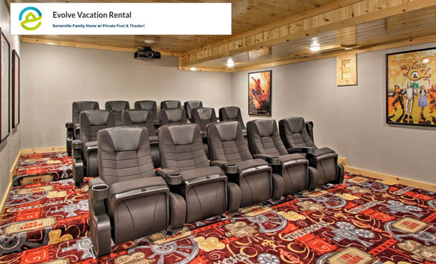 Star Delight Rocker new theater seating customers