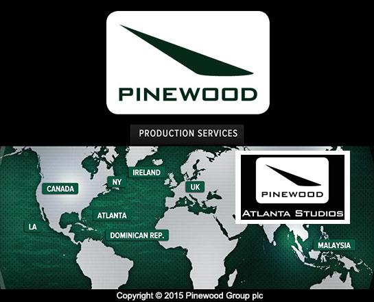Pinewood Studios new theater seating
