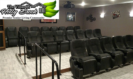 new theater seating customers