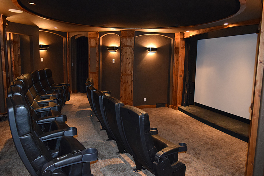 home theater chairs Freedom Rocker
