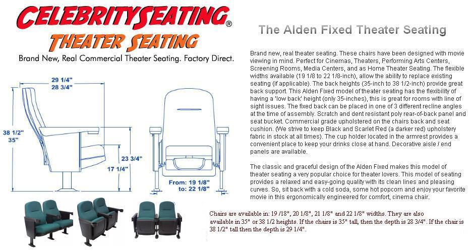 Amazing Alden Theater Seating Specification Page Auditorium Chairs Bralicious Painted Fabric Chair Ideas Braliciousco